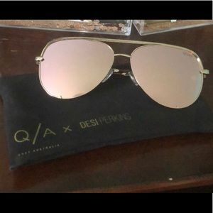 Gold Quay x Desi High Key Sunglasses